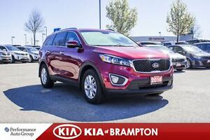 2016 Kia Sorento LX|ALLOYS|SAT RDIO|HTD SEATS|KEYLESS|MP3|BUCKET