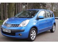 Nissan Note 1.4 16v SE 5dr 2 KEYS, 2 OWNERS, WARRANTY