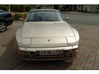 For sale 944 Porsche Lux. Taxed and MOT'd