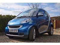 Smart Fourtwo CDI Coupe