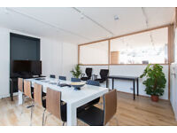 E1 Shoreditch – Newly Refurbished Office – Up to 30 People – Flexible Terms