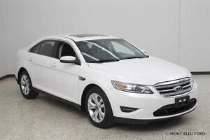 2011 Ford Taurus SEL/AWD  w/LEATHER AND SUNROOF  **NO ADMIN FEE,