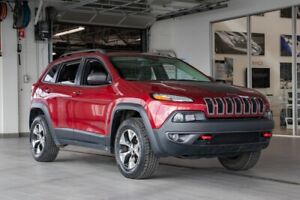 2016 Jeep Cherokee TRAILHAWK - 4WD MAGS, BTH,CAMERA