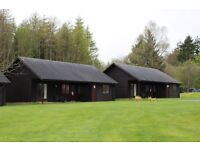 **Log Cabin Breaks in Northumberland from £180.00**
