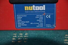 electric and hand tile cutter