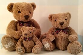Marks and Spencer Connoisseur Bears
