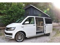 VW T6 Camper. New Conversion