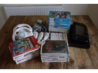Nintendo Wii U 32gb Black + LOTS of games & accessories
