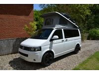 2012 VW T5 2.0 TDI Campervan; Excellent condition, low mileage; awning & sun canopy included