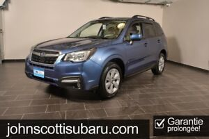 2017 Subaru Forester 2.5i Convenience Extended Warranty