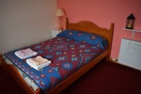 Pine Double Bed with Roma Orthopaedic Sleep System Mattress