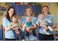 Become a Nursery Assistant - No Experience Needed!