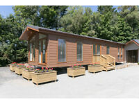 Forest Lodge 42/14 New 2018 (42 ft x 14 ft) Holiday Lodge for sale Conwy, North Wales