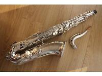 "SML tenor saxophone ""Gold Medal"" 1957"