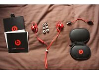 Dre Power Beats 2 - Red - Unused