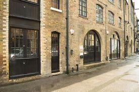 2 Desks - Office / Desk Space just off Bermondsey Street SE1 in friendly warehouse space