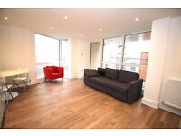 Brand new one bedroom apartment in Tavern Quay, close to Surrey Quays, Canada Water station