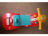 Fisher-Price Smart Stages Scooter - Great Christmas Present
