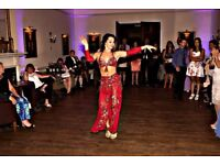 PROFESSIONAL BELLY DANCER AVAILABLE FOR PERFORMANCES