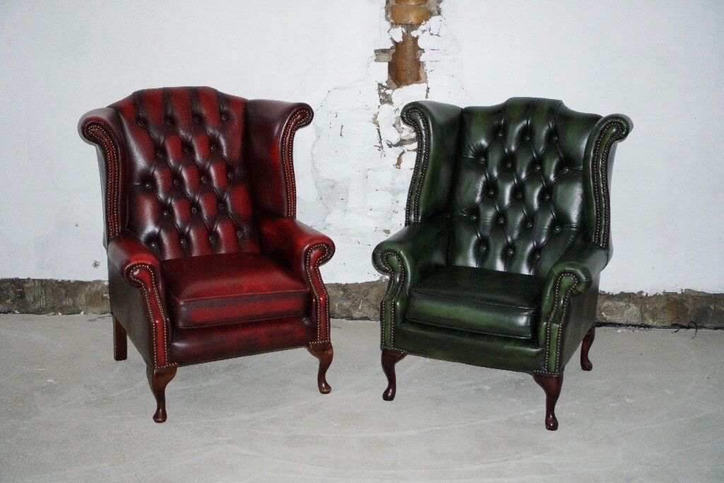 Chesterfield Armchairs | in Crook, County Durham | Gumtree