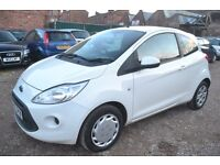 FORD KA 1.2 Style + 3dr (white) 2009