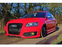 Modifed Audi S3 Quattro