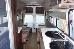 2011 Talvor VW Crafter Euro Tourer Somerton Hume Area Preview