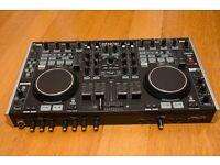 Denon MC6000 DJ Controller & Mixer and Traktor Pro 2, in original box.