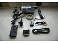 Sony Digital 8 Camcorder DCR-TRV145E