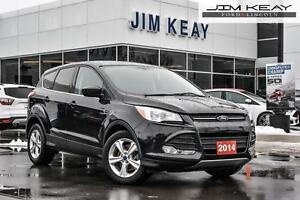 2014 Ford Escape SE 4WD W/1.6L ECOBOOST, BLUETOOTH & TRACTION CO
