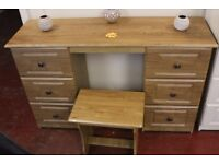 New dressing table with stool ONLY £100
