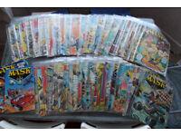 51 MASK Comics & Annuals Magazines Vintage Job Lot Bulk Kenner Collector Eagle