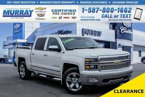 2014 Chevrolet Silverado 1500 High Country **Navigation!  Leathe