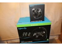 Logitech G920 Xbox One and PC