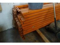 Pallet Racking Beams and Wire Pallet Racking Shelving