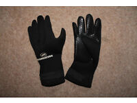 Barracuda diving gloves - 3mm