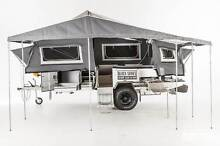 2016 FORWARD FOLD PATRON CAMPER TRAILERS BLACK SERIES V2 Revesby Bankstown Area Preview