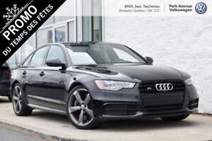 2014 Audi S6 4.0 V8 BLACK OPTIC // *NAVIGATION*