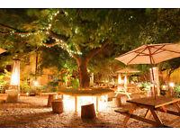 FOH Waiter - Gastropub / Hotel (Daytime job 10-5) :::: and Kitchen Porter (25-30hrs)