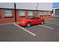 Mazda Mx5 1.6 11 months MOT - for sale or swap for estate / 4x4 -
