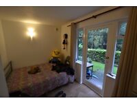 Newly refurbished two-bedroom flat. Ground Floor, quiet, parking, perfect. NO AGENTS