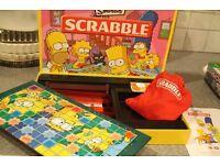 Simpsons Scrabble