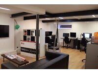 E1 Brick lane/ Shoreditch Office space - For up to 14 people