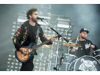 3 x Royal Blood Tickets @ BIC Bournemouth, Tuesday 28th Nov