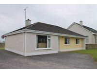 3 Bedroom Holiday Bungalow to let in Bundoran, Co. Donegal