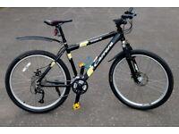 Carrera Kraken SE Hard Tail Mountain Bicycle