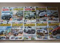 Land Rover Owner International - 10 copies from 2015