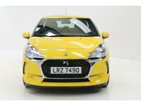 DS Ds 3 PURETECH CHIC (yellow) 2017-01-09