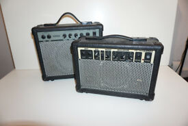 BLUE ROCK Practise Guitar & Bass amp 10watt