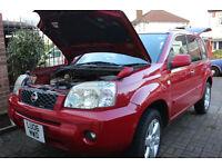 Nissan X-Trail 2006 for sale (Low Mileage & Hi Spec)